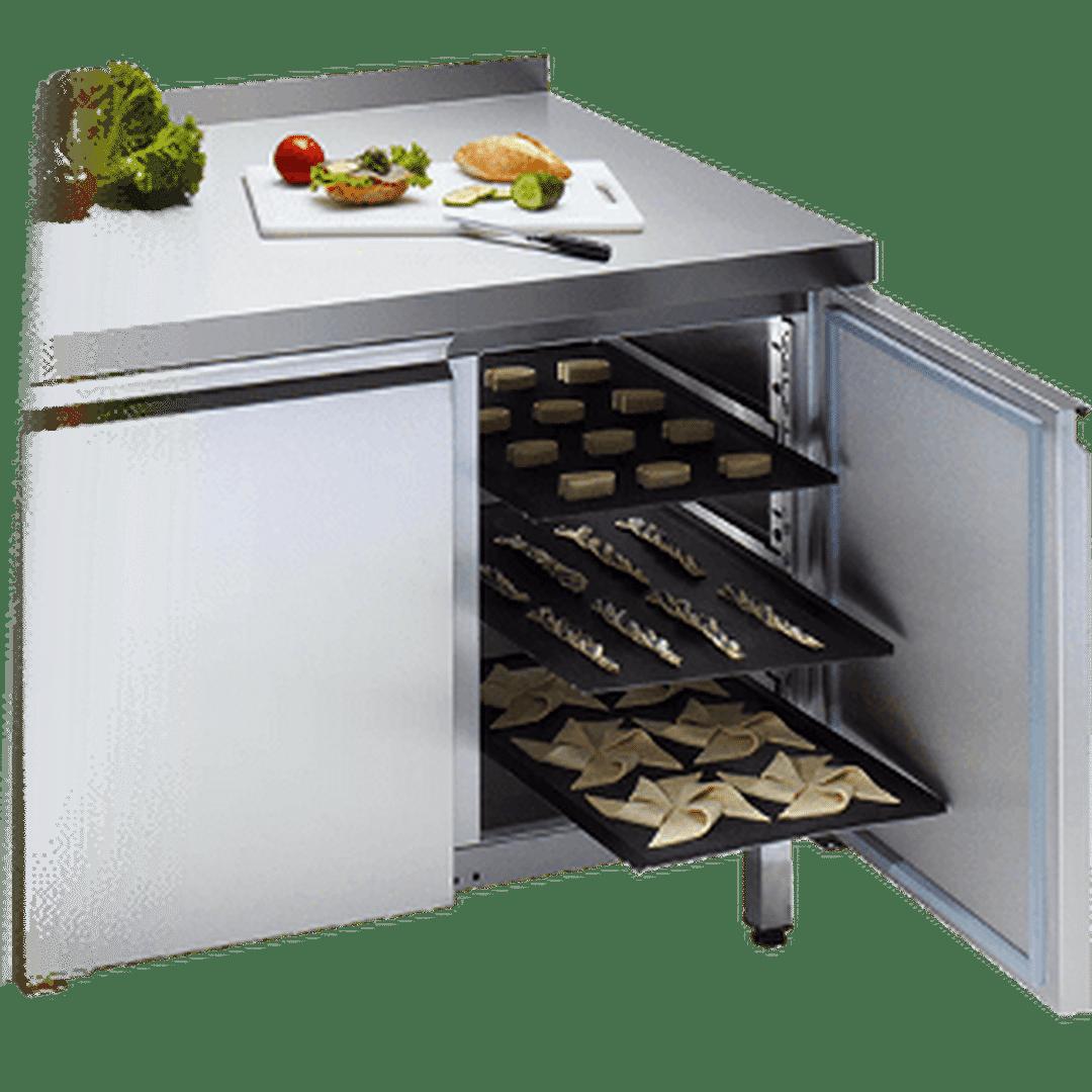 Стол холодильный для пекарен Debag ВКТО-1